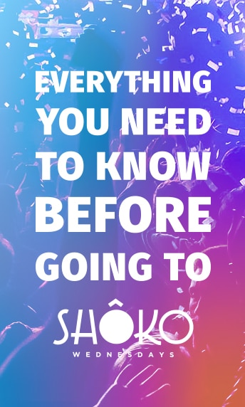 Shoko Wednesdays - Information