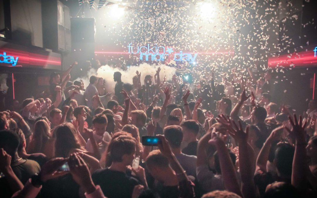 The EDM world in Madrid
