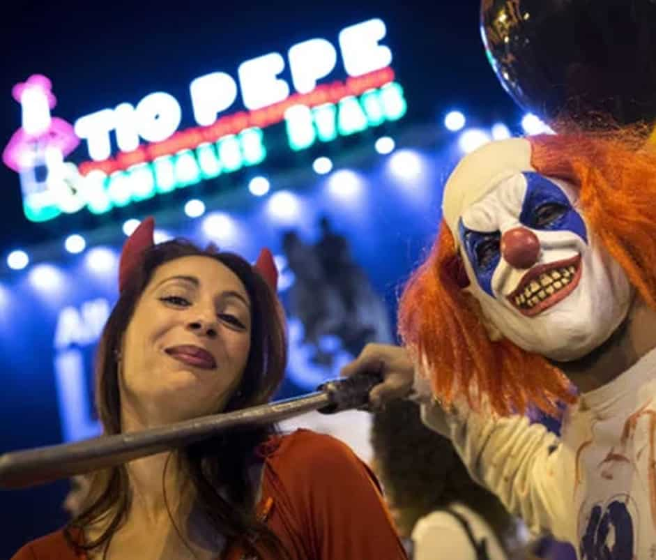 Halloween In Madrid 2020 Halloween Madrid I Clubbing Options & Alternative Plans