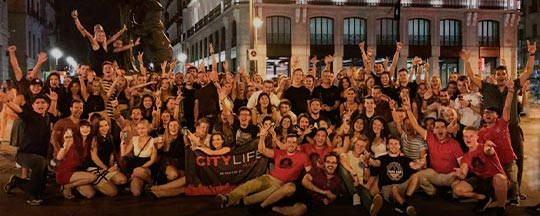 Nightlife Madrid - Fiestas Sábado