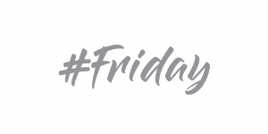 Hashtag Friday - Logo