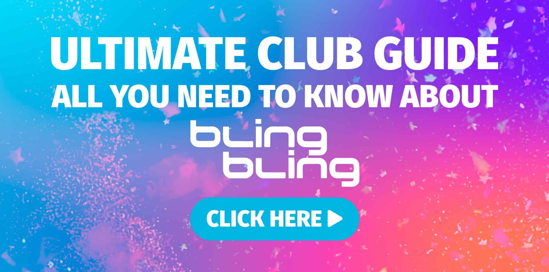 Ultimate Club Guide - Bling Bling Madrid