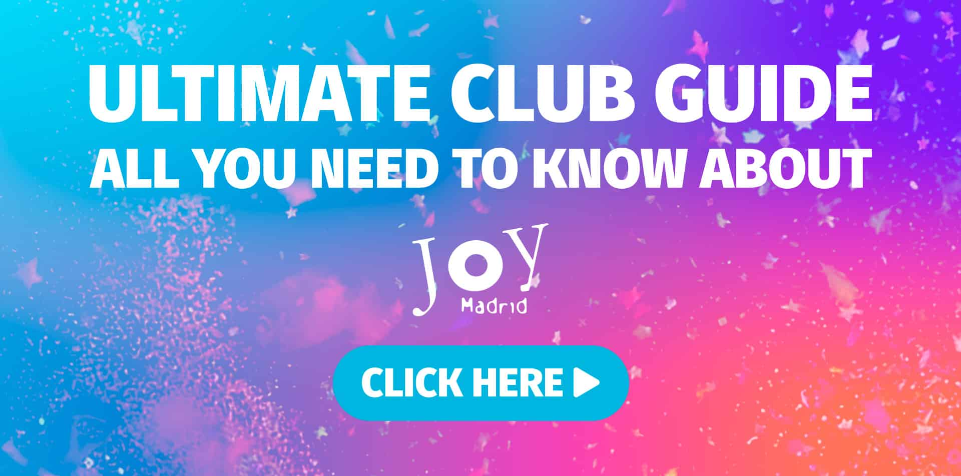 Ultimate Club Guide - Joy Eslava