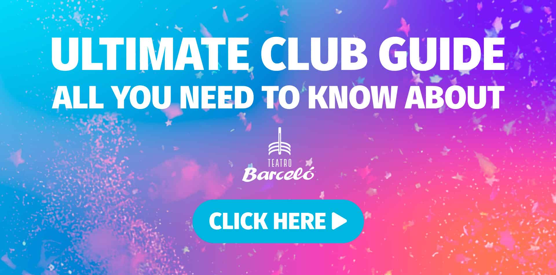 Ultimate Club Guide - Teatro Barceló Madrid