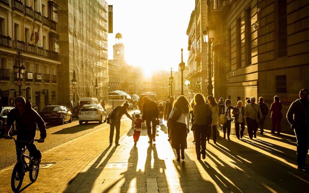 Sol – Madrid's Busiest Neighborhood Day and Night