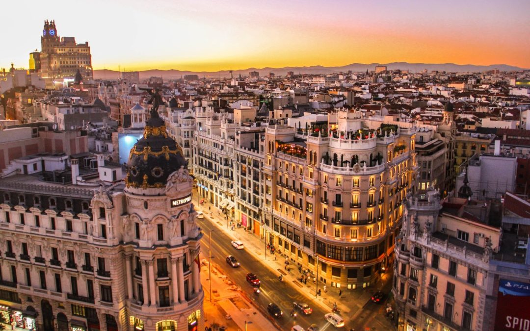 8 Incredible Places to Watch the Sunset in Madrid