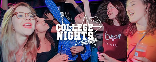 Parties Madrid - College Nights