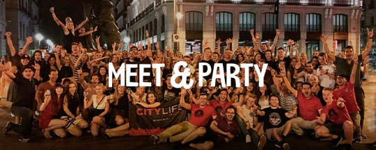 Fiestas Madrid - Meet & Party