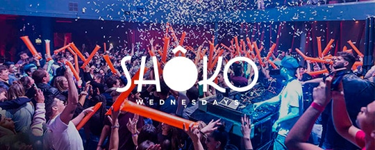 Fiestas Madrid - Shoko Wednesday