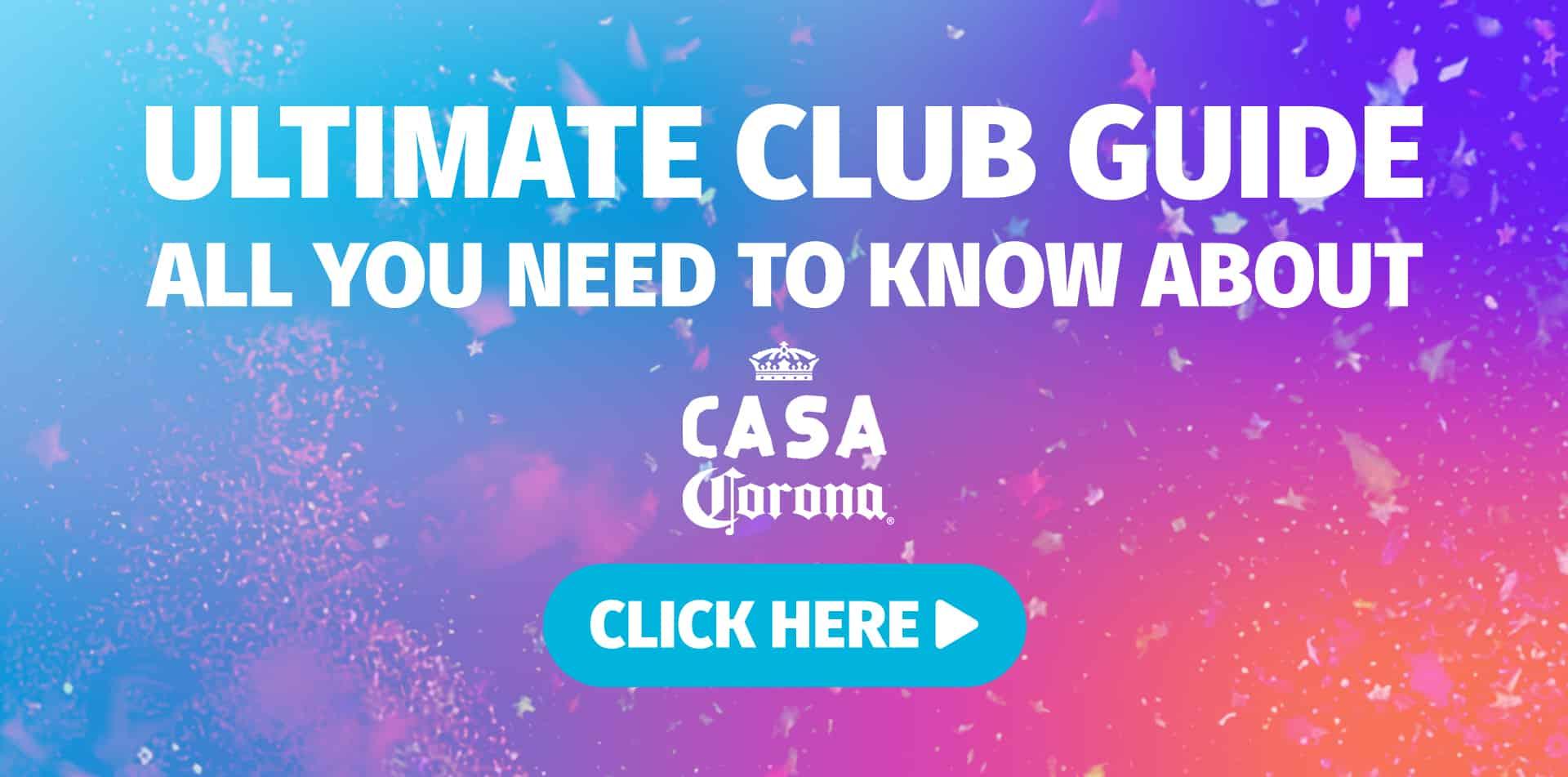 Club Guide Banner Casa Corona