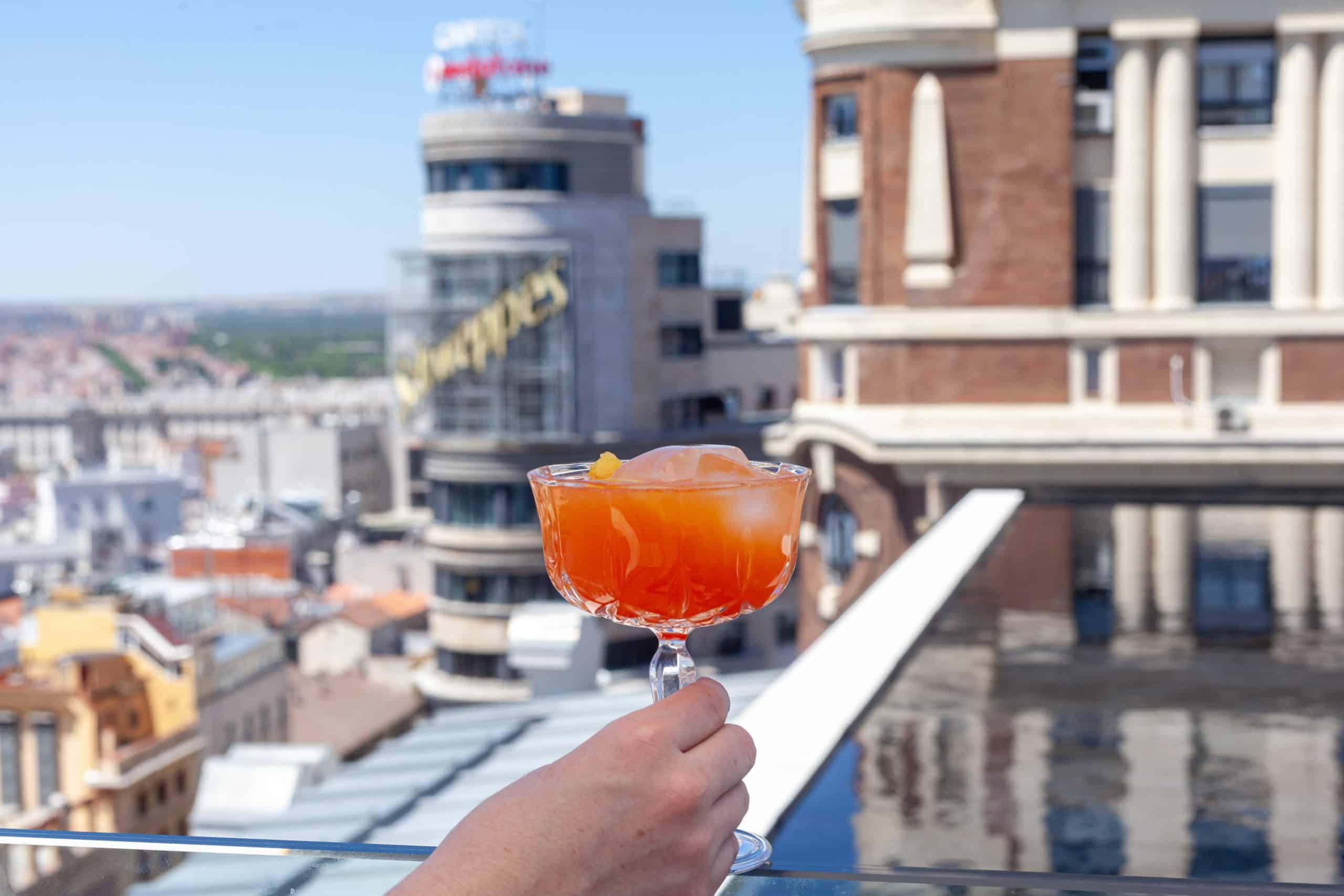 Ella Sky Bar Madrid - Callao