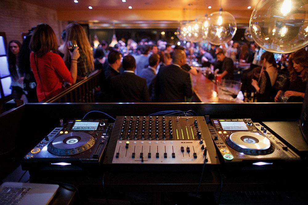 SoHo Club - Music