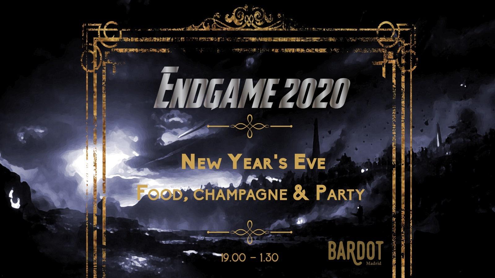 New Year's Eve at Bardot